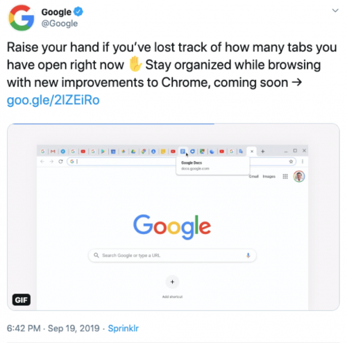 Google Tweet Augmented Images