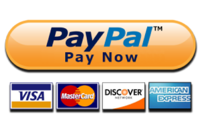 PayPal is now accepted with most major credit cards.